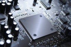 音频处理器 免版税图库摄影
