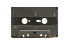 音频灰色磁带 库存照片