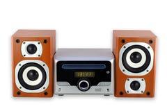 音频设备现代声音 免版税库存照片