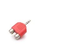 音频输入-输出插件 皇族释放例证