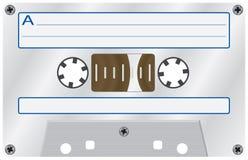 音频cassete 免版税库存照片