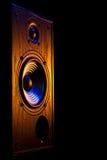 音频speaker4 图库摄影