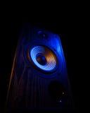 音频speaker6 库存图片