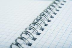 活页笔记本 免版税库存照片