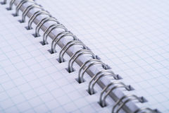 活页笔记本 免版税库存图片