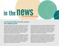 页面设计 免版税图库摄影