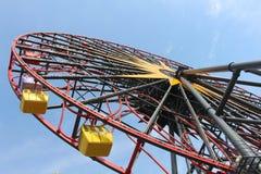 顶上的弗累斯大转轮 库存图片