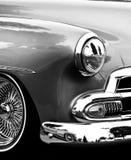顶头马力强大的轻的汽车 免版税图库摄影