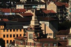 顶房顶托里诺 图库摄影