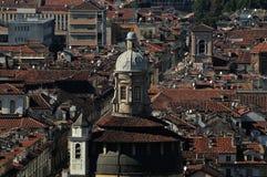 顶房顶托里诺 免版税库存照片
