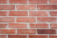 顶楼内部desing的红砖墙壁 库存照片