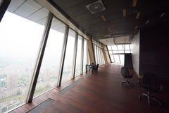 顶楼房屋公寓 免版税库存图片