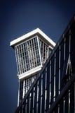 顶楼房屋 免版税库存照片