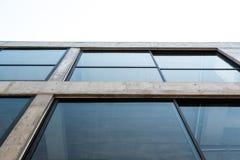 顶楼样式大厦 库存照片
