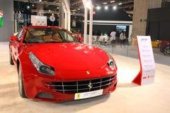 顶部商品型号澳门2011年 免版税库存照片