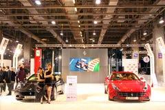 顶部商品型号澳门2011年 免版税库存图片