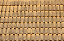 顶面屋顶 图库摄影