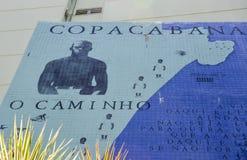 项目暴露人权和奴隶制的哀伤的巴西遗产 免版税库存照片