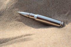 项目符号沙子 免版税库存照片