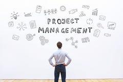 项目管理 免版税库存照片