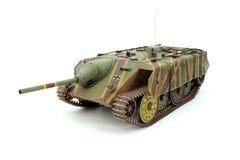 项目E-10坦克比例模型 免版税图库摄影