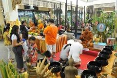 泼水节- Songkran 免版税库存图片