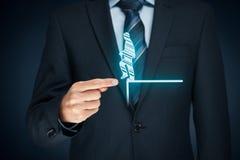 顾客服务和HR 库存照片