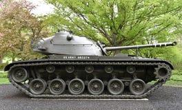 巴顿坦克 免版税库存照片