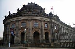 预示的博物馆是一个小组博物馆岛的博物馆 库存图片