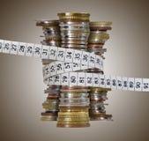 预算值保存 库存图片