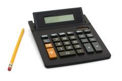预算值工作您 免版税库存照片