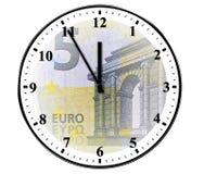 预算时间 免版税库存图片