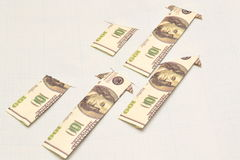 预算资金偷窃  免版税库存照片