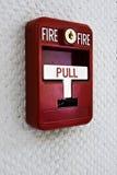 预警火触发器 库存照片