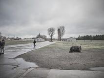 领域每日出战士做了计数Th的地方 免版税图库摄影
