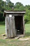 领域的,乔治亚,美国木外屋 库存图片