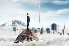 领导和机会概念 免版税图库摄影
