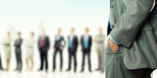 领导概念 免版税库存照片