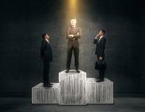 领导概念 免版税库存图片