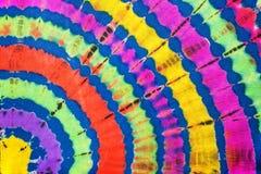 领带染料样式 免版税图库摄影