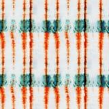 领带染料背景 库存例证