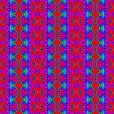 领带染料蜘蛛眼睛15 -领带在多种颜色的染料背景 库存图片