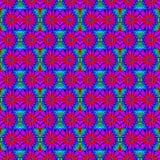 领带染料蜘蛛眼睛17 -领带在多种颜色的染料背景 图库摄影