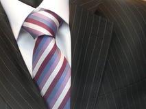 领带衬衣诉讼 免版税库存照片