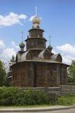 领港教会。18世纪。苏兹达尔。俄罗斯 库存照片