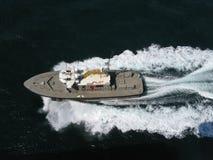 领航船,查尔斯顿港口南卡罗来纳 库存图片