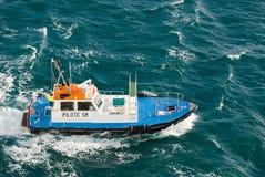 领航船 库存图片
