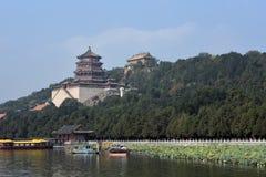 颐和园在中国 免版税库存照片