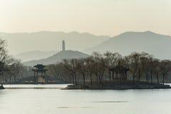 颐和园风景  免版税库存照片