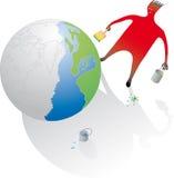 颜色世界 免版税图库摄影